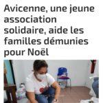 Avicenne, une jeune association solidaire, aide les familles démunies pour Noël – Abonnement