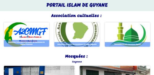ISLAM DE GUYANE